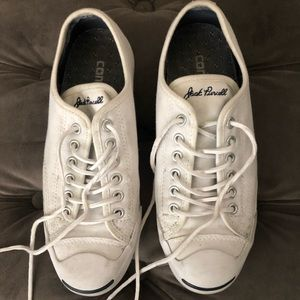 Jack Purcell sneakers in white canvas